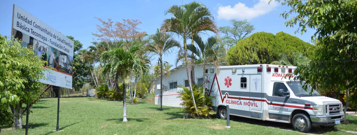 Bringing medical care to remote communities Picture 2
