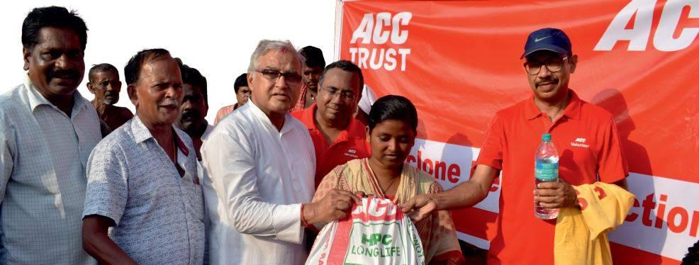 acc supports cyclone struck odisha picture 2