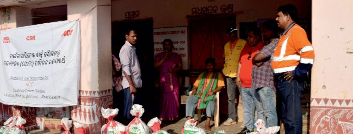 acc supports cyclone struck odisha picture 3