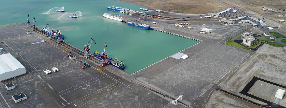 Azerbaijan port
