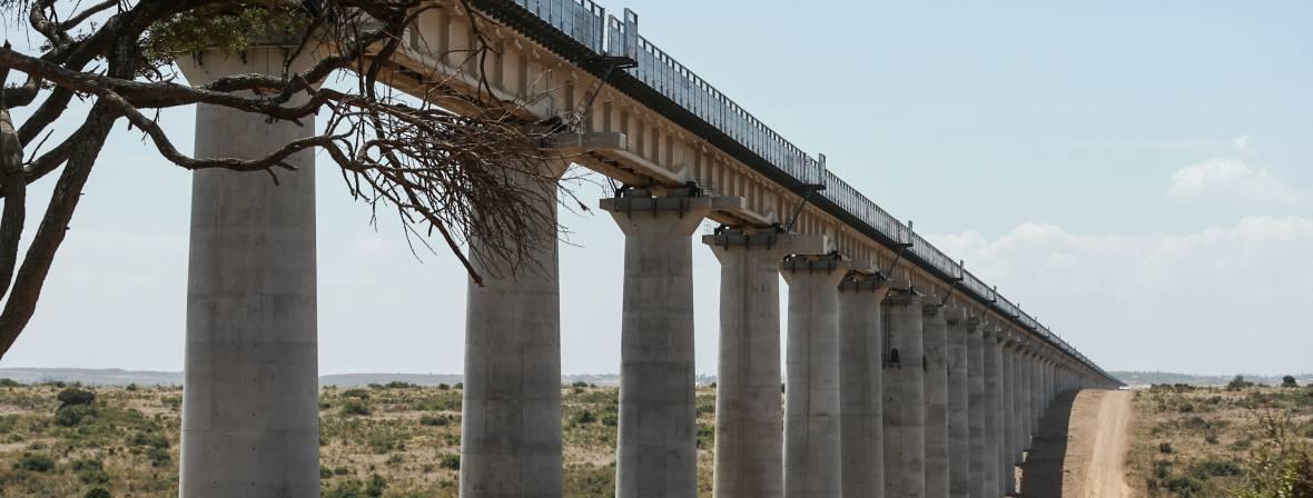 kenay rail bridge