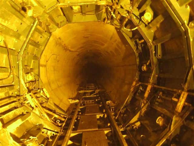head race tunnel