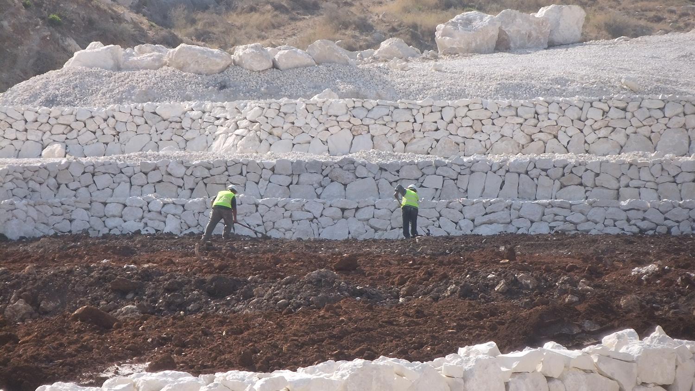 holcim lebanon quarry rehabilitation