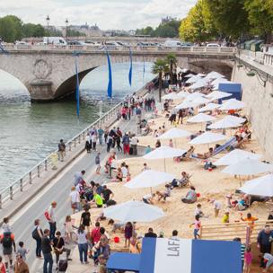 Paris Plages 2016 - Teaser News